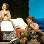 As Dorabella in Così fan tutte with Shannon Mercer as Despina Canadian Opera Company, 2006 (Photo by Michael Cooper)