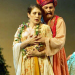 As Dorabella in Così fan tutte with Russel Braun as Guglielmo Canadian Opera Company, 2006 (Photo by Michael Cooper)