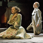 Rosalind in The Mines of Sulphur with Tom Goertz Wexford Festival Opera, October 2008 (Photo by Patrick Redmond)